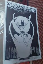 George Perez signed print #9 Batman #442 Tim Drake Robin Nightwing