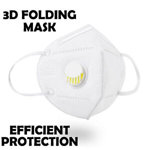 Unisex Face Mask Washable Reusable Protection Masks Covering - Non Surgical