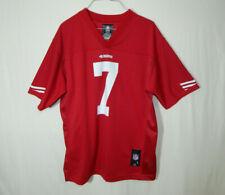 Colin Kaepernick San Francisco 49ers NFL Football Jersey Reebok Boys YOUTH LARGE