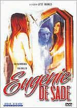 EUGENIE DE SADE - DVD - Region 1 - Sealed