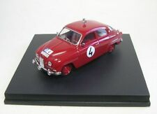 Saab 96 No. 4 RAC Rally 1962