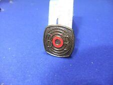 vtg badge boys brigade bronze target 1 award 1960s uniform membership service
