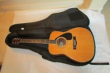 Yamaha FG-345 II Acoustic Guitar with soft Case