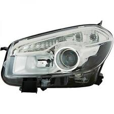Headlight XENON Right QASHQAI, 10- D1S+H7 without accessories