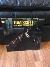 Tom Scott New York Connection Record Vinyl LP PE 34959