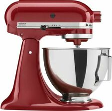KitchenAid 4.5 Quart Tilt Head Stand Mixer Red ~KSM85PBER~ New