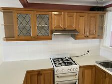 Complete Tasmanian Oak Kitchen