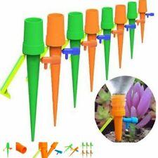 6pcs Irrigation Spikes Automatic Watering Garden Plant Flower Bottle Sprinkler