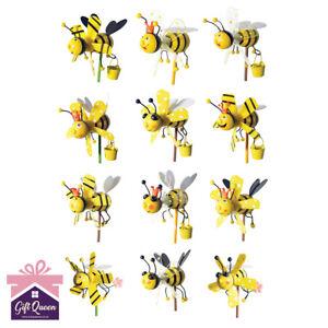 WOODEN HONEY BEE WINDMILL Garden Décor Windmills Different Sizes Designs VOKLA