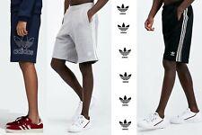 Adidas Été Homme 3 Rayures Outline Short Coton , Décontracté Été Bas Short