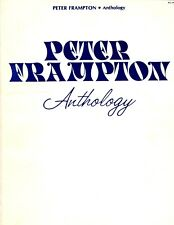 Peter Frampton Anthology 37 Songs Sheet Music Guitar Tablature
