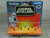 Star Wars Micro Machines Galoob Rebel Pilots Action Figures 1996 Italian