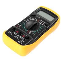 1PCS Digital Multimeter XL-830L LCD Voltmeter Ammeter Ohmmeter OHM VOLT Tester