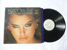 ROXY MUSIC ~ THE ATLANTIC YEARS ~ 1983 UK ROCK 'BEST OF' VINYL LP ~ NICE AUDIO