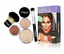 Bellapierre All Over Face Contour and Highlighting Kit_SPF-FAIR - Mineral Makeup