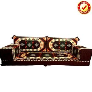 Floor Seat Sofa Room Arabic Turkish Jalsa Oriental Moroccan Bohemian Only Covers