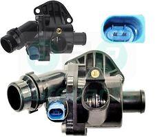 para VW PASSAT (3b3, 3b6) & A6 (C5) 2.0 Termostato + FUNDA + Sensor 06b121111k