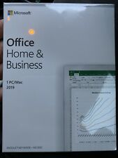 Microsoft Office 2019 Home and Business (Retail) Classic Version for Windows...