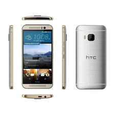 Unlocked HTC One M9 20.0 MP 32GB  - 4G LTE Android Mobile Phone - Sliver