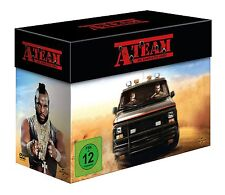A-TEAM 1-5 DIE KOMPLETTE SERIE 1 2 3 4 5 A TEAM DVD BOX DEUTSCH