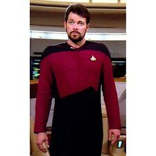 Star Trek Next Generation, Men's Uniform Jumpsuit Pattern Cosplay