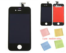 For iPhone 4 CDMA  LCD Display Touch Screen Digitizer Assembly Replace Black