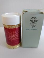 Partylite Pink Citrus Scent Infusion Beads 1.94 Ounce B91351 Almost Full