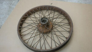 Model T Ford Accessory 30 x 3 1/2 Wire Wheel MT-3550