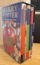 Harry Potter Trilogy Books First Edition TED SMART J. K. Rowling Prints 3,6,2