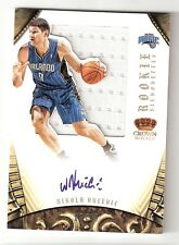 Nikola Vucevic12/13 Silhouettes Auto Patch RC Rookie #360 Serial #01/99  #1 1/1