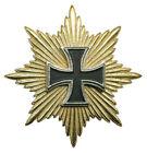 German Prussian Waterloo Army War Hussar Iron Cross Star Blucher Medal Badge EK