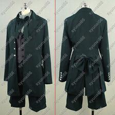 Black Butler II Ciel Cosplay Costume Custom