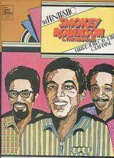 SMOKEY ROBINSON & THE MIRACLES the fantastic UK EX LP