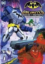 Batman Unlimited: Mechs vs. Mutants (DVD, 2016)