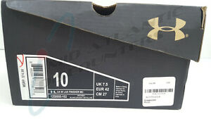 Under Armour Lax Finisher MC Cleats White Women's 1250095-102 Lacrosse Sports