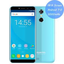 5,5'' 18:9 HD OUKITEL C8 3G Móvil Libre Android 7.0 16GB 2SIM Smartphone 3000mAh