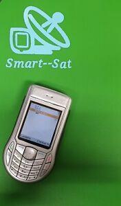 Nokia 6630  - Silver - Working Condition Please Read description