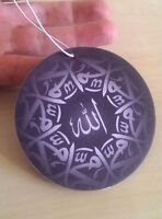 ISLAMIC ALLAH MOHAMMED / MUHAMMAD DOUBLE SIDE DESIGN CAR AIR FRESHENER BULK x 10