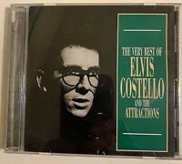 The Very Best of Elvis Costello and the Attractions CD Rykodisc – RCD 40283 VG