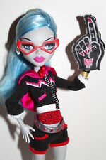Monster High Ghoulia Yelps Fearleading Cheerleader Ghoul Spirit Exclusive