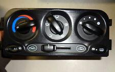 Control Panel Heating Air Daewoo/Chevrolet Matiz Year Built 98