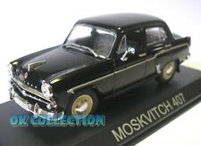1:43 MOSKVITCH 407 _ DeAgostini Collection