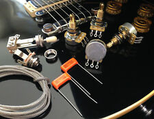 TAOT LES PAUL® Wiring Kit - LONG Shaft - CTS TAOT CUSTOM 525K 5% POTS - O