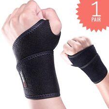 Youngdo Unisex Wrist Support Brace - Adjustable Breathable Neoprene - Sports