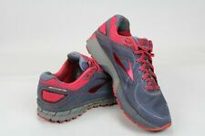 Brooks Adrenaline ASR-13 Mens Size 12 M Red Outdoor Trail Running Shoes