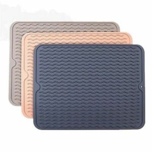 Silicone Mat Insulation Heat-Resistant Dishes Pad Tableware Placemat Home Table