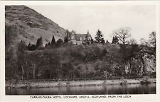 Carraig - Thura Hotel From The Loch, LOCH AWE, Argyllshire RP