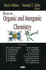 Focus on Organic and Inorganic Chemistry - New Book