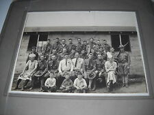 COMPANY L MESS HALL PHOTO....AUSTIN AND  TONAWANDA ST, BUFFALO NY 1917