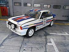 OPEL Ascona 400 Gr.4 Rallye Monte Carlo 1982 #2 Röhrl Winner IXO Altaya 1:18